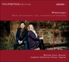 Widmungen - CD Audio di Franz Liszt,Franz Schubert,Robert Schumann,Leopold Godowsky
