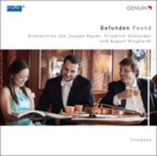 Trii con pianoforte - CD Audio di Franz Joseph Haydn