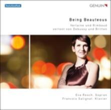 Liriche su testi di Paul Verlaine - CD Audio di Claude Debussy