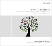 Lutheran Symphonix - CD Audio di Christian Sprenger