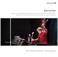 Attraction - CD Audio di Christoph Sietzen