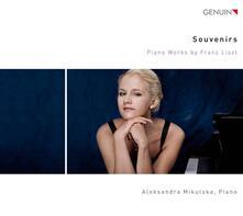 Souvenirs. Opere per Pianoforte - CD Audio di Franz Liszt
