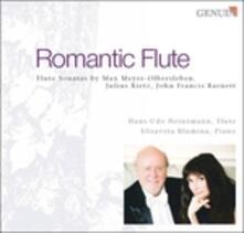 Romantic Flute. Sonata Fantasia Op.17 - CD Audio di Max Meyer-Olbersleben