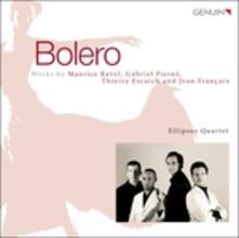 Bolero - Pavane pour une Infante défunte - CD Audio di Maurice Ravel