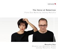 The Voice of Rebellion - CD Audio di Jeremy Menuhin,Mookie Lee-Menuhin