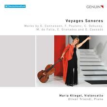 Voyages Sonores - CD Audio di Maria Kliegel