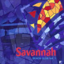 Savannah Beach Club vol.1 - CD Audio