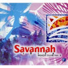 Savannah Beach Club - CD Audio