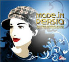 Made.in Persia - CD Audio