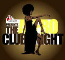 The Afro Club Night - CD Audio
