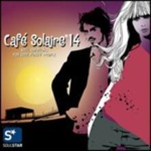 Café Solaire 14 - CD Audio