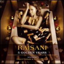 Raisani. 5 Golden Years - CD Audio