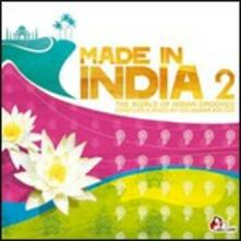 Made in India. The World of Indian Grooves Vol.2 - CD Audio