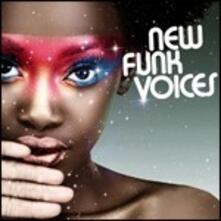 New Funk Voices - CD Audio