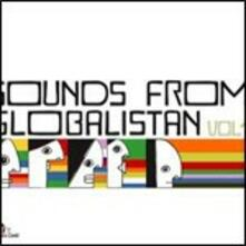 Sounds from Globalism vol.1 - CD Audio