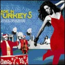 Made in Turkey 5 - CD Audio