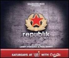 Ibiza Republik - CD Audio