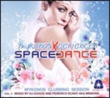 Space Dance vol.3. Mykonos Experience - CD Audio
