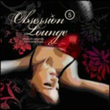 Obsession Lounge 5 - CD Audio
