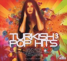 Turkish Pop Hits 3 - CD Audio