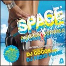 Space. Mykonos Xperience vol.4 - CD Audio