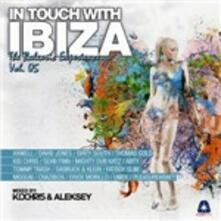 In Touch with Ibiza Vol. 5 - CD Audio