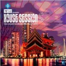 House Session 5 - CD Audio