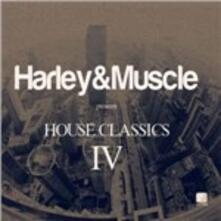 House Classics IV (Unmixed) - CD Audio di Harley & Muscle
