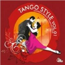 Tango Style vol.1 - CD Audio