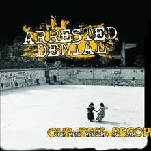 Our Best Record - CD Audio di Arrested Denial