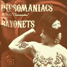 Split - CD Audio di Dipsomaniacs,Bayonets