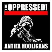 Antifa Hooligans - CD Audio di Oppressed