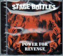 Power for Revenge - CD Audio di Stage Bottles