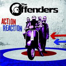 Action Reaction - CD Audio di Offenders