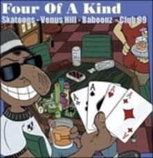 Four of a Kind - CD Audio