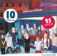 10 Years Stil Vor Talent - CD Audio di Oliver Koletzki