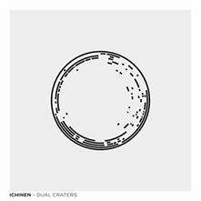 Dual Craters - CD Audio di Ichinen