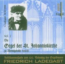 Ladegast Orgeln vol.2 - CD Audio