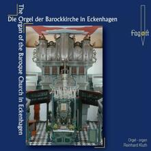 Die Kleineorgel in Eckenhagen - CD Audio