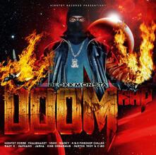 Doom Rap - CD Audio di Blokkmonsta