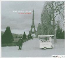 I Love Paris - CD Audio di Bill Carrothers