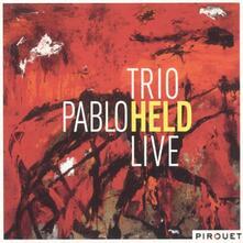 Trio Live - CD Audio di Pablo Held