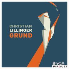 Grund - CD Audio di Christian Lillinger