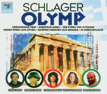 Schlager Olymp - CD Audio
