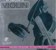 My Favourite Violin - CD Audio