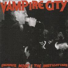 Vampire City - CD Audio di Dennis Most
