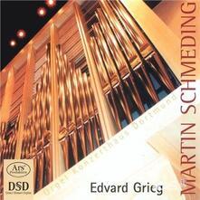 Transcriptions for Organ - SuperAudio CD di Edvard Grieg