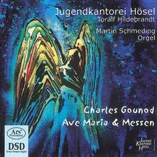 Ave Maria und Messen - SuperAudio CD di Charles Gounod