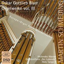 Organ Works Vol3 - SuperAudio CD di Martin Schmeding