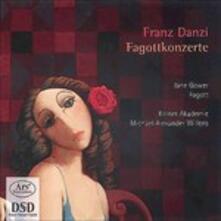 Fagottkonzerte - SuperAudio CD di Franz Ignaz Danzi